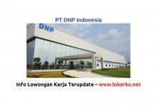 Photo of Lowongan Kerja PT DNP Indonesia 2020