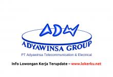 Photo of Lowongan Kerja PT Adyawinsa Telecommunication & Electrical