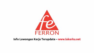 Photo of Lowongan Kerja PT Ferron Par Pharmaceuticals 2020