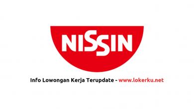 Photo of Lowongan Kerja PT Nissin Foods Indonesia Agustus 2020