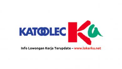 Photo of Lowongan Kerja Operator PT Katolec Indonesia 2020