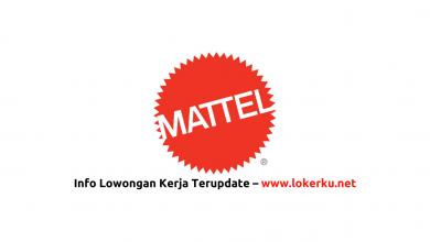 Photo of Lowongan Kerja PT Mattel Indonesia Agustus 2020