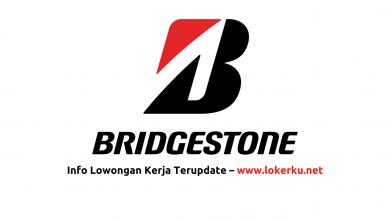 Photo of Lowongan Kerja PT Bridgestone Tire Indonesia 2020