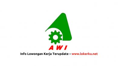 Photo of Lowongan Kerja PT Akashi Wahana Indonesia (AWI) 2020