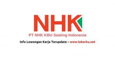 Photo of Lowongan Kerja Staff PT NHK KBU Seating Indonesia 2020