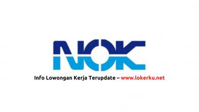 Photo of Lowongan Kerja PT NOK Indonesia 2020