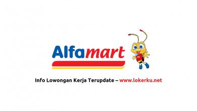Photo of Lowongan Kerja Alfamart Branch Bekasi 2020