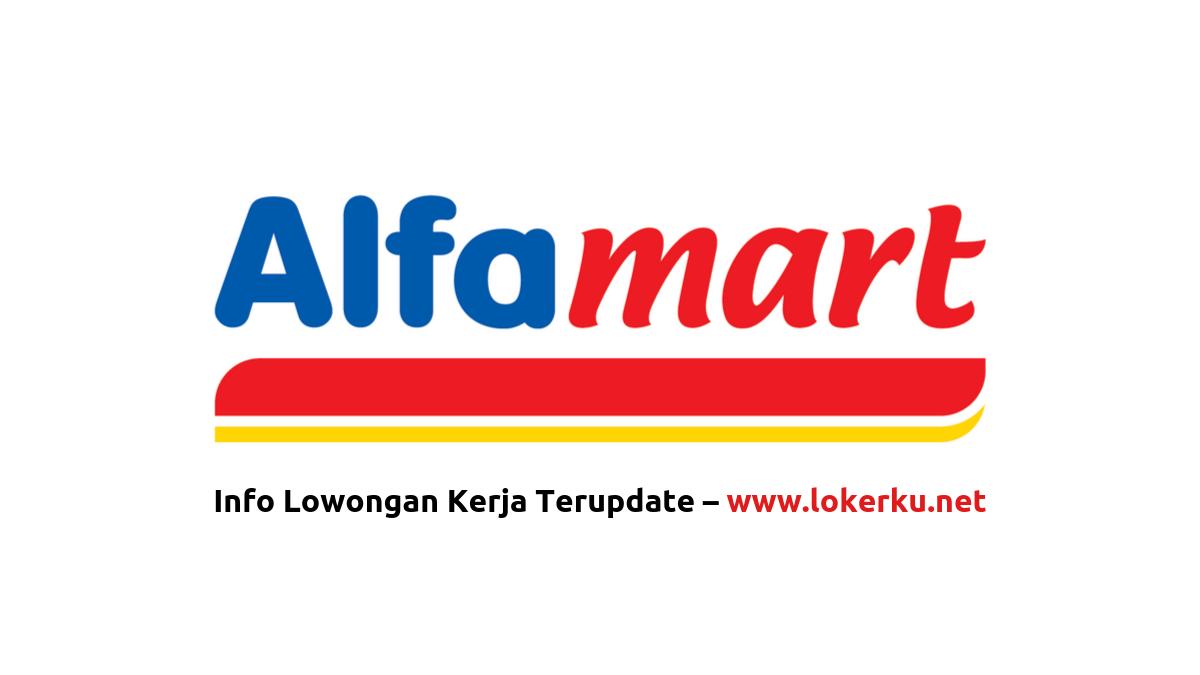 Lowongan Kerja Alfamart Branch Bogor 2020