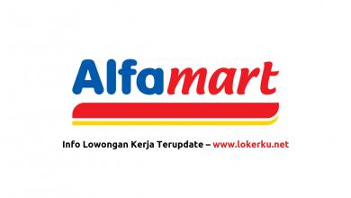 Photo of Lowongan Kerja Alfamart Branch Karawang Oktober 2020