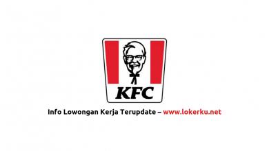 Photo of Lowongan Kerja KFC Indonesia Oktober 2020