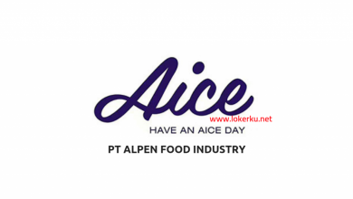 Photo of Lowongan Kerja PT Alpen Food Industry (Aice Ice Cream) Januari 2020