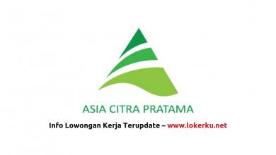 Photo of Lowongan Kerja PT Asia Citra Pratama (ACP) 2020
