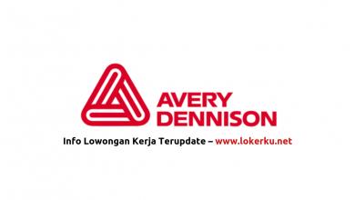 Photo of Lowongan Kerja PT Avery Dennison Packaging Indonesia Oktober 2020