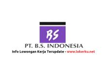 Photo of Lowongan Kerja PT BS Indonesia 2020
