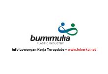Photo of Lowongan PT Bumimulia Indah Lestari Oktober 2020