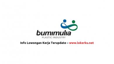 Photo of Lowongan Kerja PT Bumimulia Indah Lestari 2020