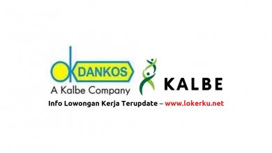 Photo of Lowongan Kerja PT Dankos Farma (Kalbe Company) Agustus 2020