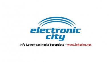 Photo of Lowongan Kerja Electronic City 2020