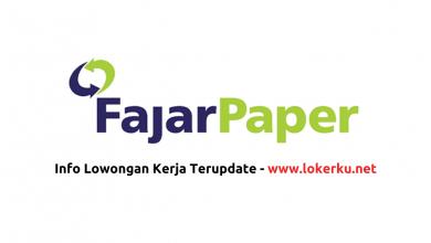Photo of Lowongan Kerja PT Fajar Surya Wisesa Tbk 2020