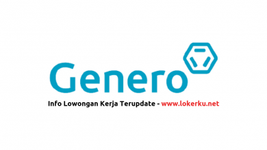 Photo of Lowongan PT Genero Pharmaceuticals Oktober 2020