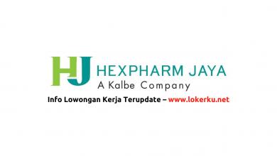Photo of Lowongan Kerja PT Hexpharm Jaya 2020
