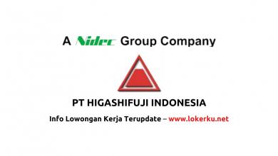 Photo of Lowongan Kerja PT Higashifuji Indonesia 2020