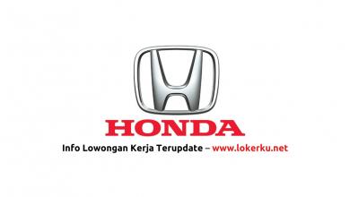 Photo of Lowongan Kerja Operator PT Honda Prospect Motor (HPM) 2020