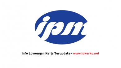 Photo of Lowongan Kerja PT Intikemas  Putra Makmur 2020