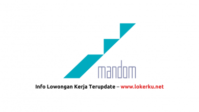 Photo of Lowongan Kerja Operator PT Mandom Indonesia Tbk Oktober 2020