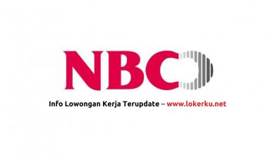Photo of Lowongan Kerja PT NBC Indonesia 2020