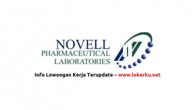 Photo of Lowongan Kerja PT Novell Pharmaceutical Laboratories Februari 2020