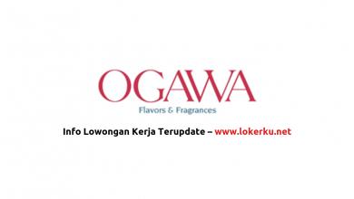 Photo of Lowongan Kerja PT Ogawa Indonesia 2020