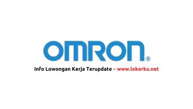 Photo of Lowongan Kerja PT Omron Manufacturing 2020
