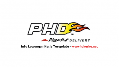 Photo of Lowongan Kerja Pizza Hut Delivery (PHD) Oktober 2020