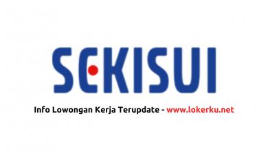 Photo of Lowongan Kerja PT Sekisui Techno Molding Indonesia 2020