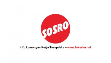 Photo of Lowongan Kerja PT Sinar Sosro 2020