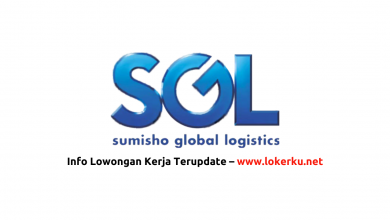 Photo of Lowongan Kerja PT Sumisho Global Logistics Indonesia (SGL) 2020