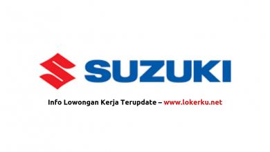 Photo of Lowongan Kerja PT Suzuki Indomobil Motor 2020