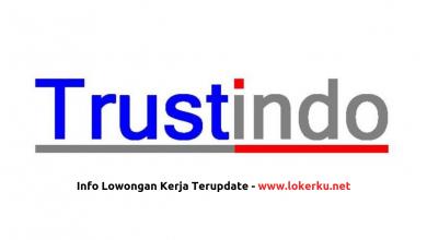 Photo of Lowongan Kerja PT Trustindo Mekatronics Mulya 2020
