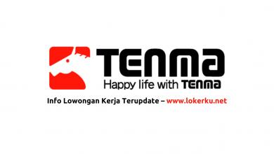 Photo of Lowongan Kerja PT Tenma Indonesia 2020