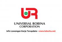 Photo of Lowongan Kerja PT URC Indonesia Oktober 2020