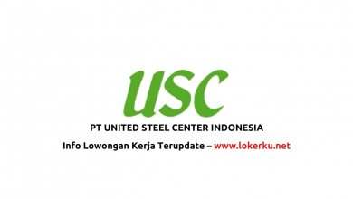 Photo of Lowongan Kerja PT United Steel Center Indonesia 2020