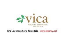 Photo of Lowongan Kerja PT Verentia Inti Cipta Alami 2020