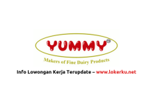 Photo of Lowongan Kerja PT Yummy Food Utama 2019