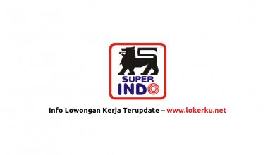 Photo of Lowongan Kerja DC Super Indo 2020