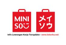 Photo of Lowongan Kerja Warehouse MINISO 2020
