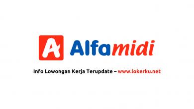 Photo of Lowongan Kerja Alfamidi Branch Bekasi 2020