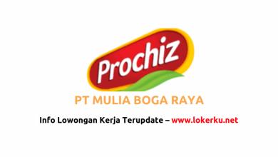 Photo of Lowongan Kerja PT Mulia Boga Raya 2020