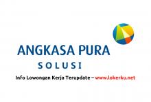 Photo of Lowongan PT Agkasa Pura Solusi (APS) 2020