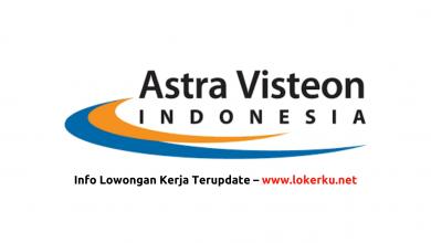 Photo of Lowongan Kerja PT Astra Visteon Indonesia Agustus 2020